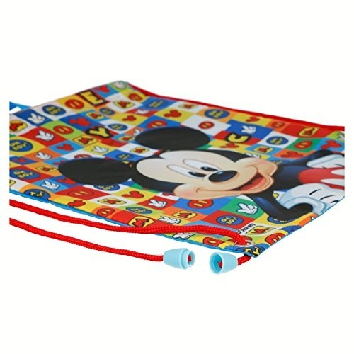 Mickey Mouse Sacca Porta Merenda