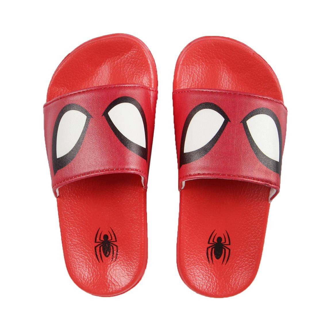 Ciabattine con fascia Spiderman