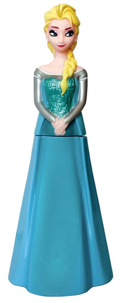 Bagnoschiuma Elsa 3D Frozen Naturaverde Kids