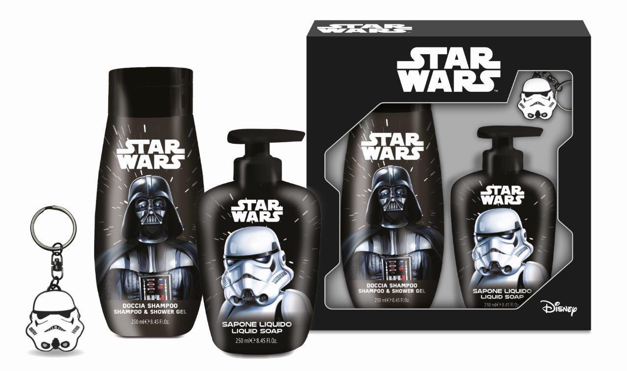 Star Wars Gift Set Profumo Stellare Naturaverde Kids