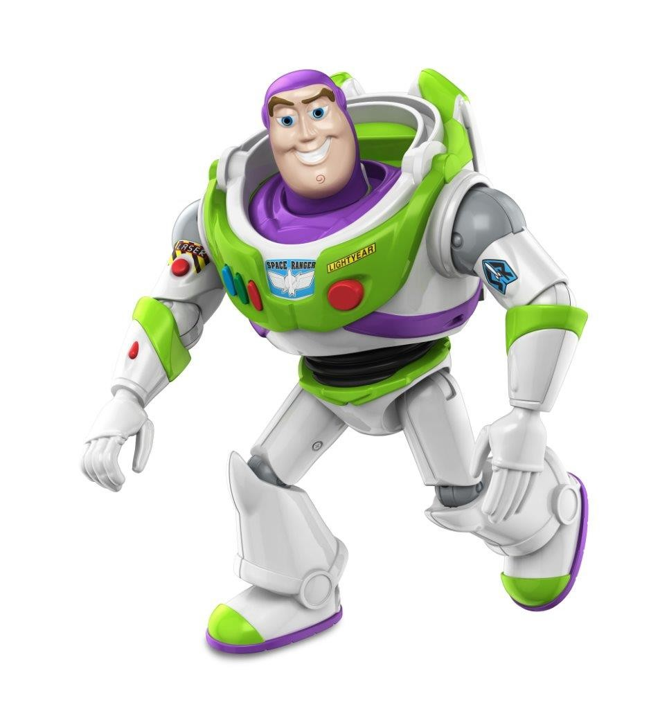 Disney Pixar- Toy Story 4 Personaggio Buzz Lightyear in Scala