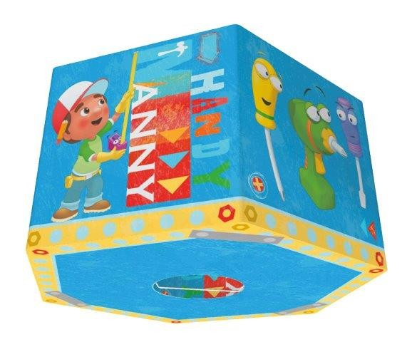Disney Handy Manny Sospensione Paralume in Carta