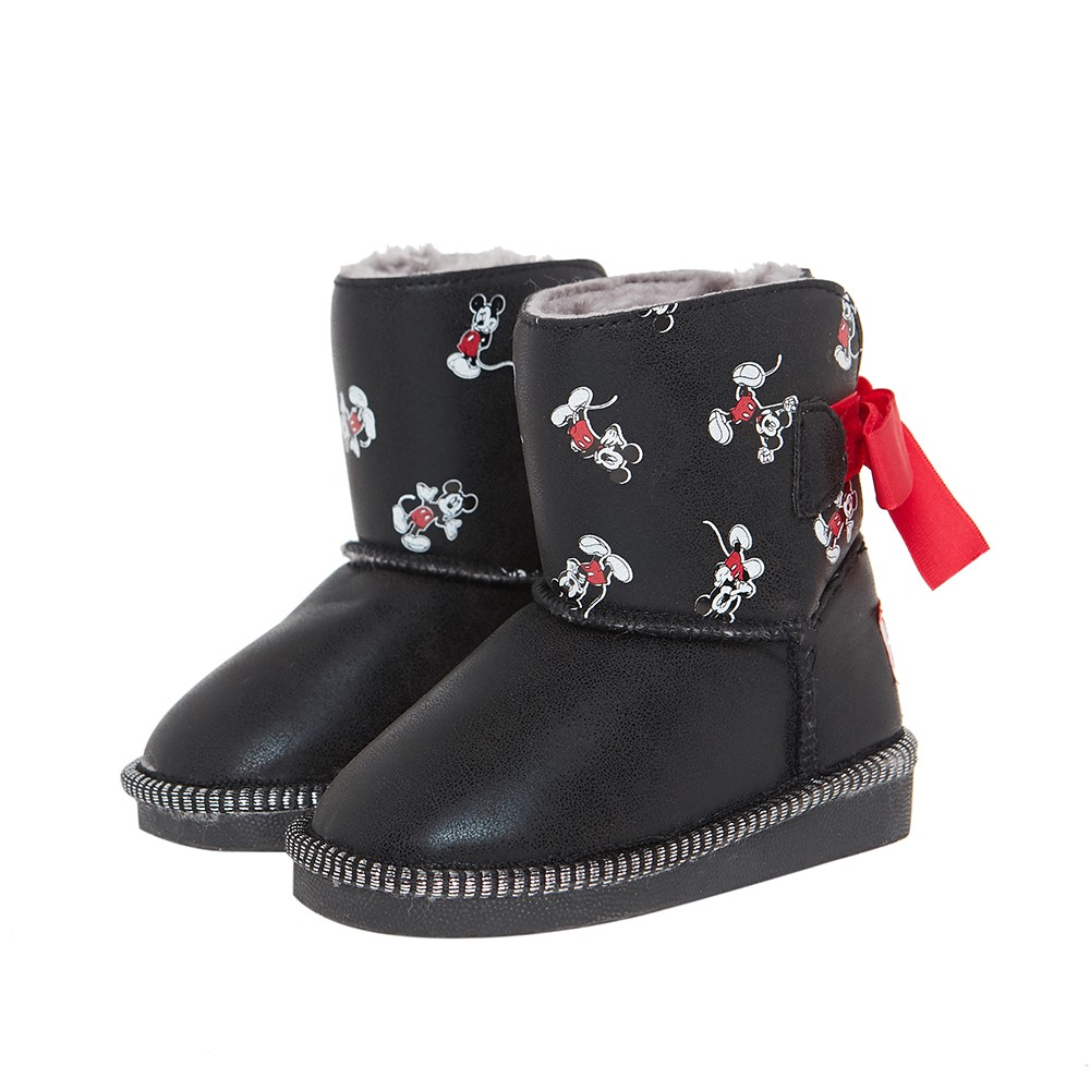 Stivaletto Con Pelo Mickey Mouse Disney