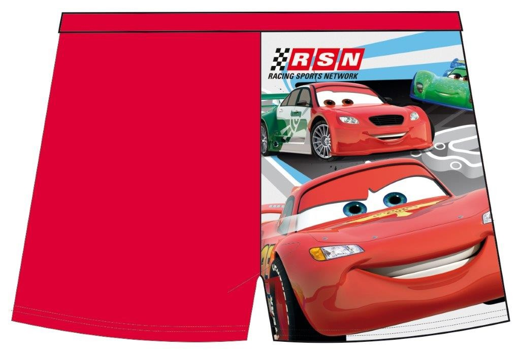 Disney Cars 2 Costumer Boxer