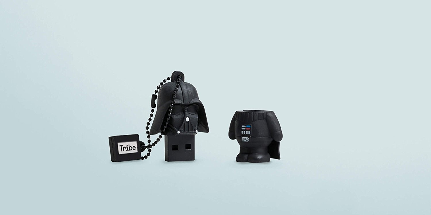 Chiavetta USB Darth Wader Star Wars