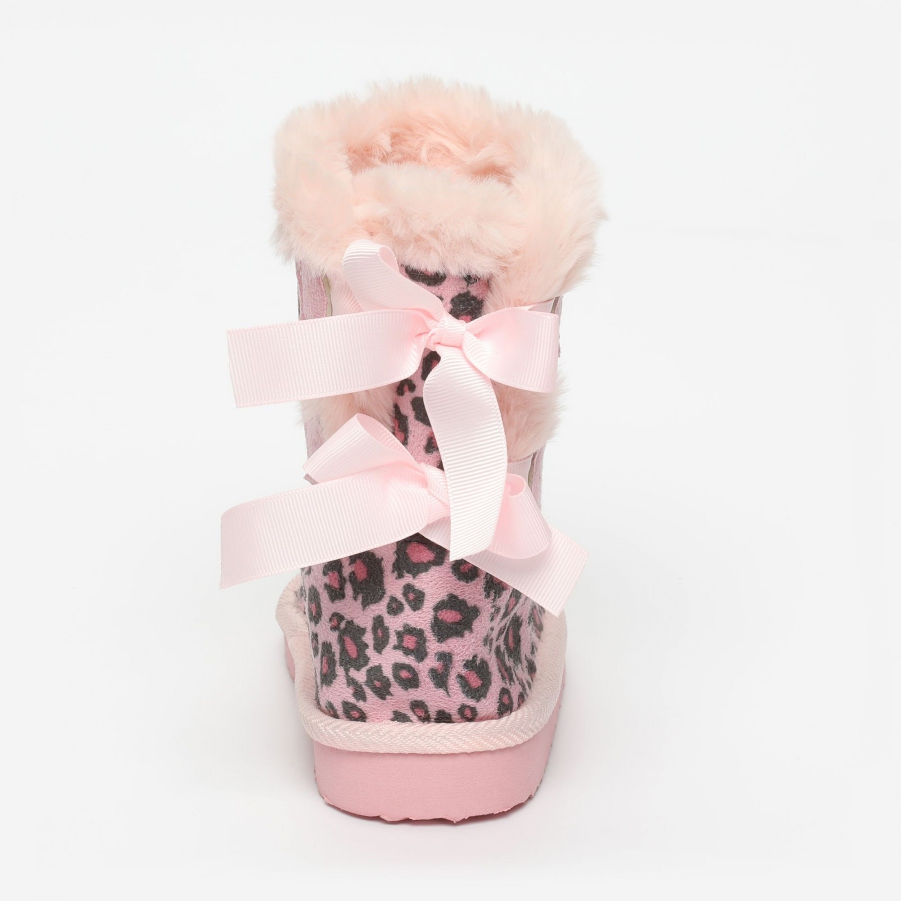 Stivaletto con pelo LOL Surprise Maculato rosa