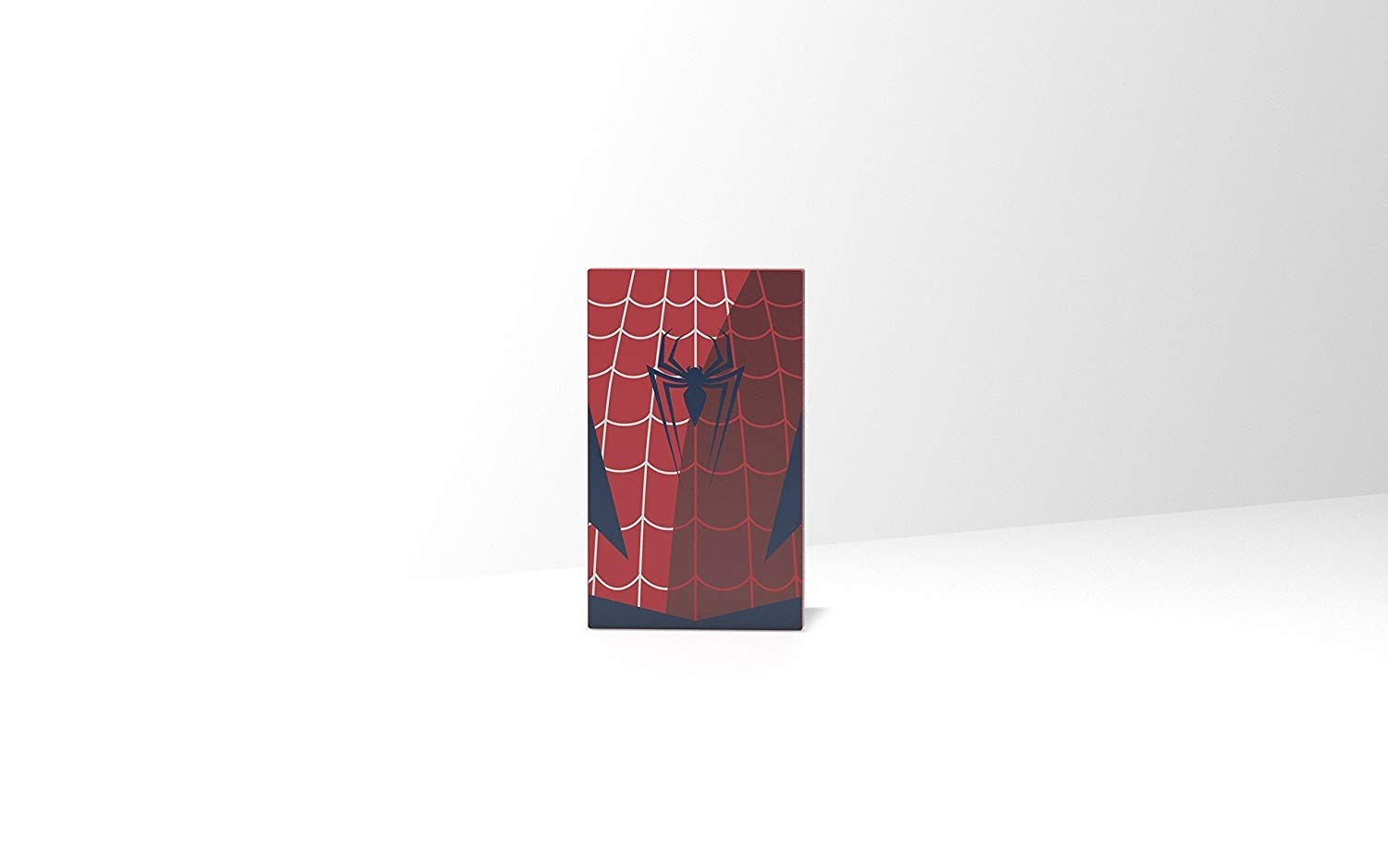 Power bank Carica Batterie Portatile Spiderman