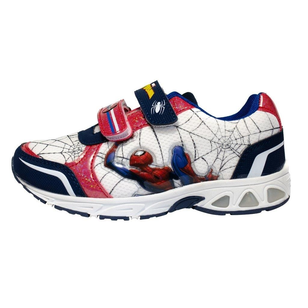 Scarpa Spiderman Running con luci