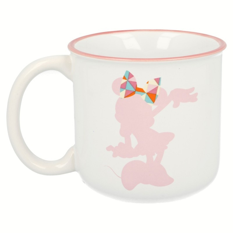 Tazza con manico in ceramica Disney Minnie Glamour