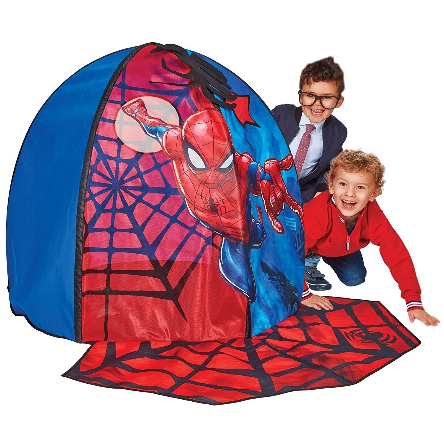 Tenda gioco Tana Segreta di Spiderman