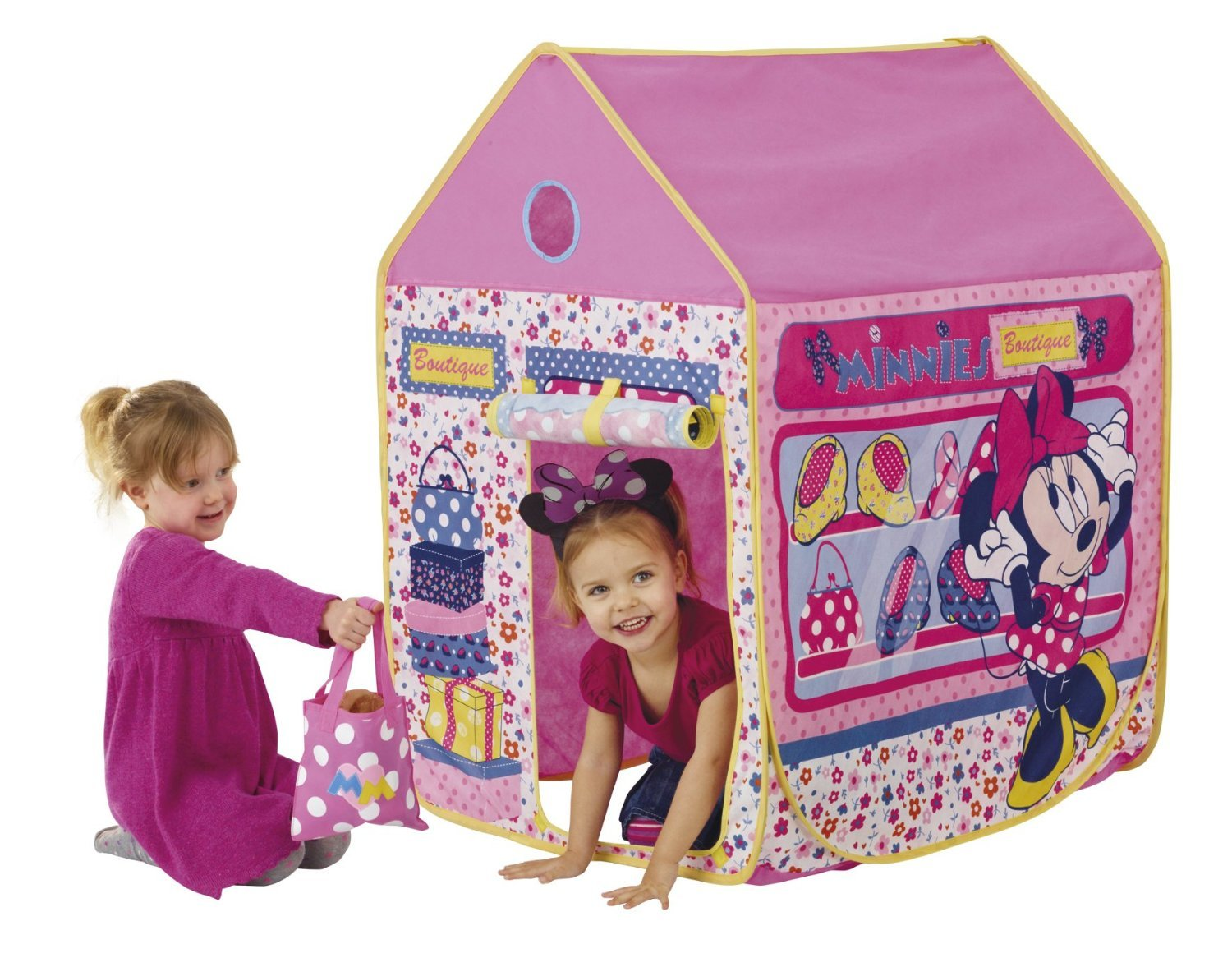 Tende Per Bambini Disney : Disney minnie tenda gioco boutique toctocshop