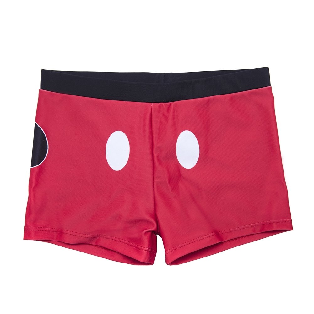 Boxer Mare Rosso Mickey Mouse