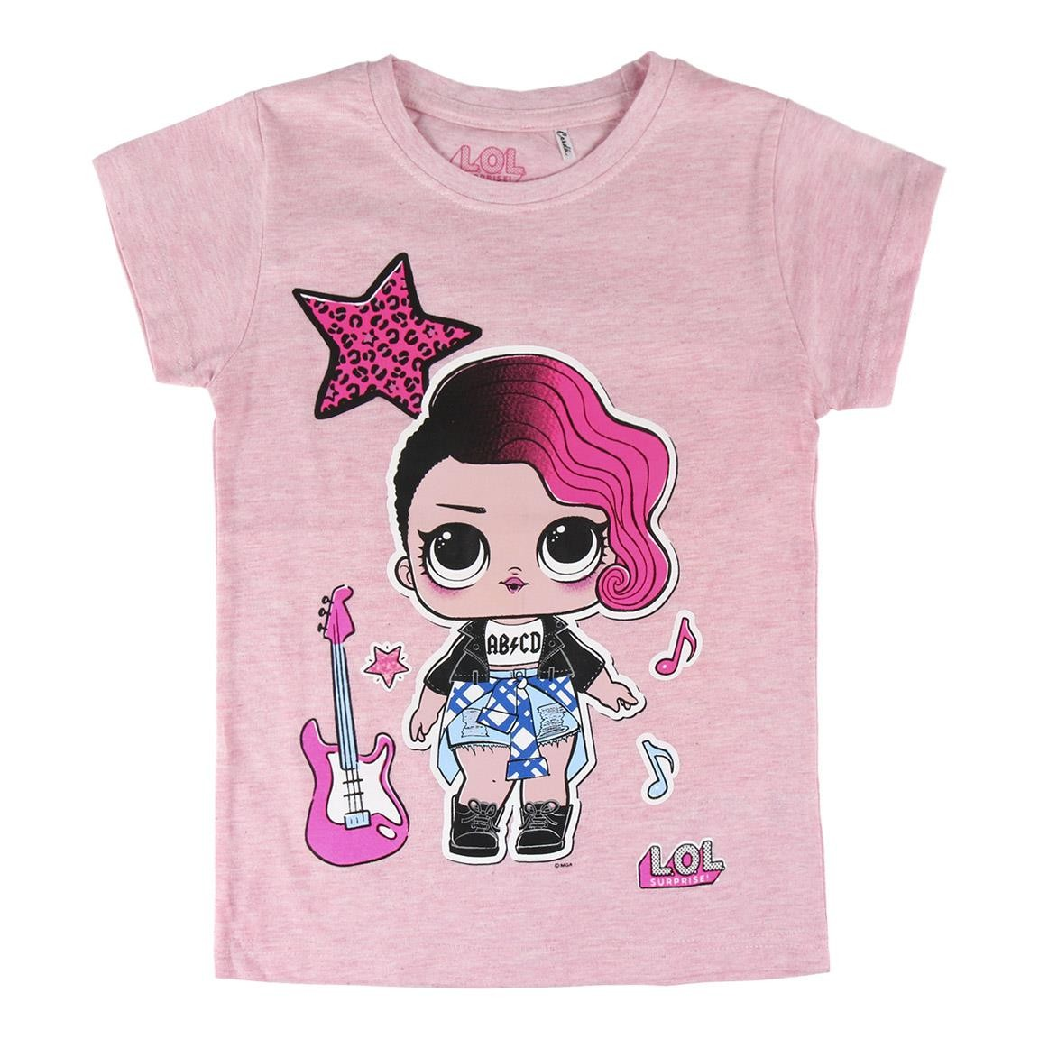 Maglietta T-Shirt LOL Surprise Rocker
