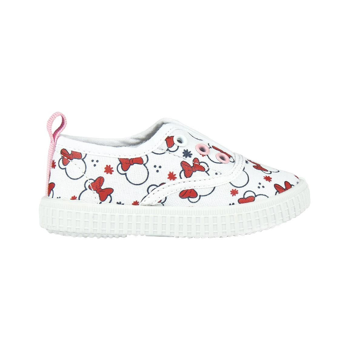 Scarpa in tela Slip-on Minnie Icon