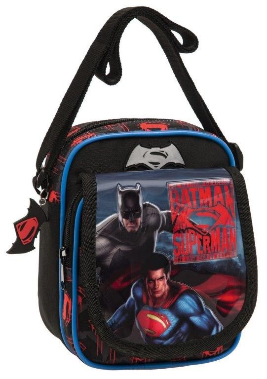 Borsa Tracolla Batman vs Superman