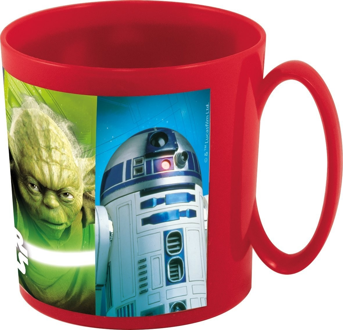 Tazza con manico Star Wars in Polipropilen