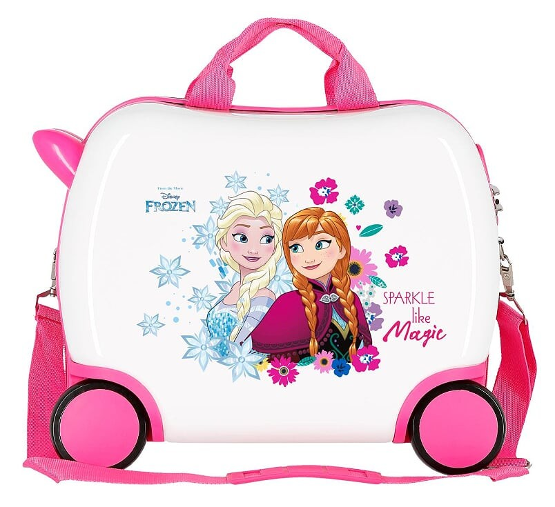 Valigia Cavalcabile e Trainabile Magic Frozen