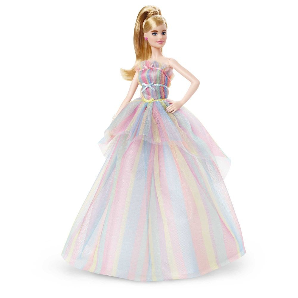Barbie Bambola Limited Edition Birthday Wishes