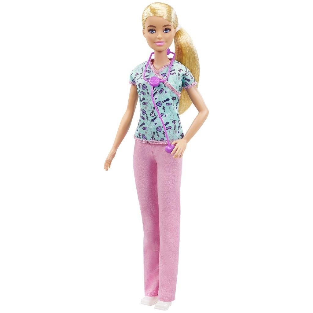 Barbie Bambola Infermiera You Can Be Anything