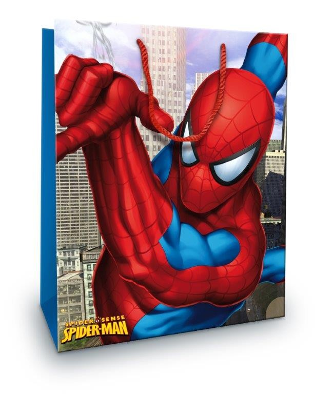 Spiderman Busta Regalo