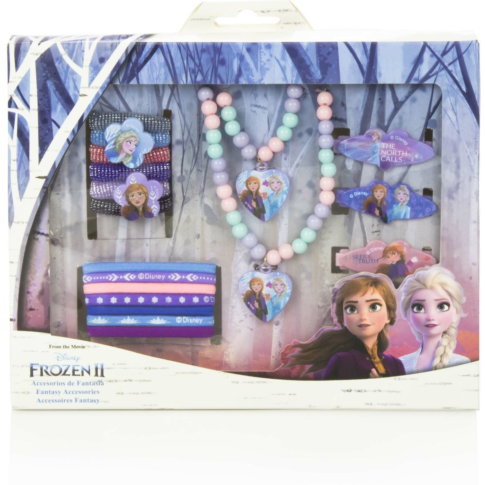 Set Regalo Hair & Jewlery Frozen