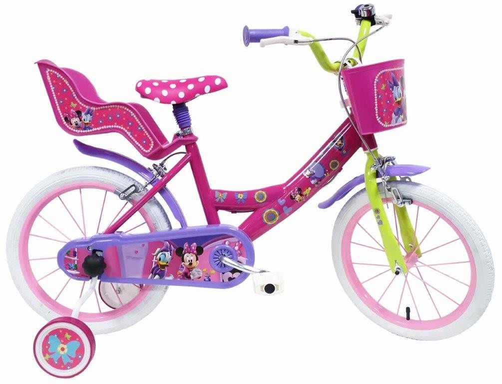 Bicicletta diametro 16 Minnie