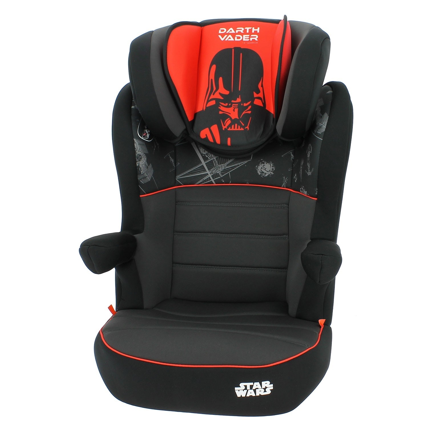 Seggiolino Auto Star Wars Darth Vader R Way De Luxe