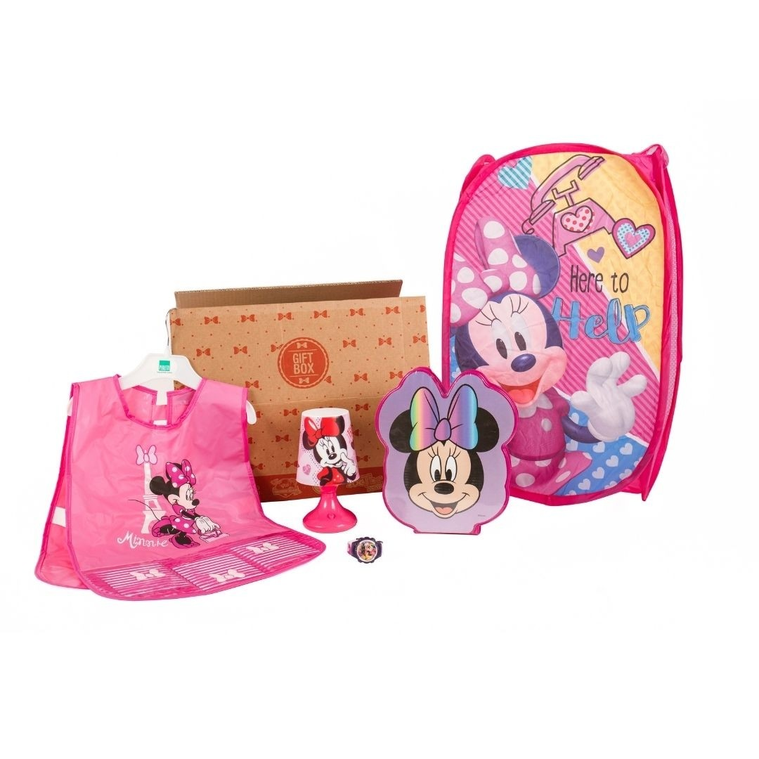 Gift Box Minnie Set Regalo