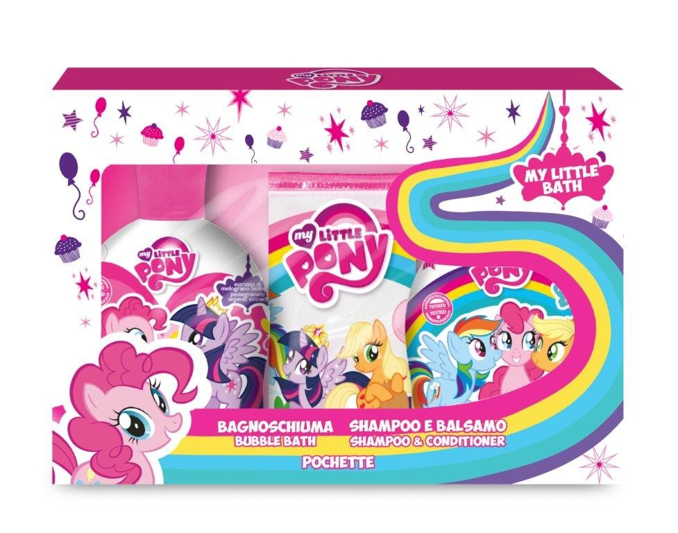 My Little Pony Cofanetto Beauty My Little Bath