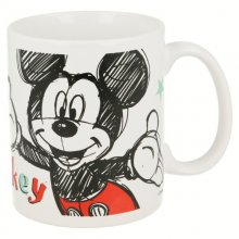 Tazza in ceramica Mickey Drawing
