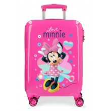 Trolley Bagaglio a Mano Minnie Love
