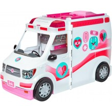 Barbie Playset Ambulanza e Ambulatorio Bambola non Inclusa