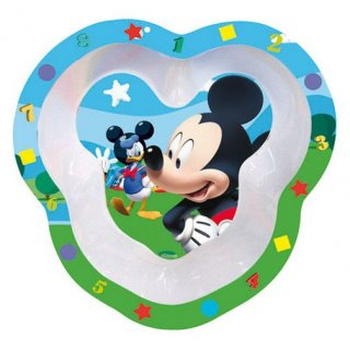Disney Mickey Mouse Piatto Fondo Sagomato