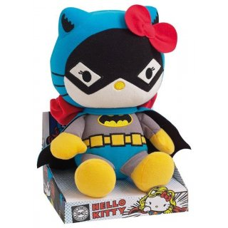 Peluche Hello Kitty Batman