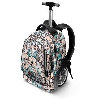 Trolley Zaino Scuola Elementare Disney Minnie Sketch