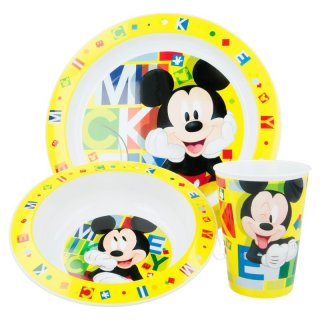 Set pranzo per Microonde Mickey Mouse