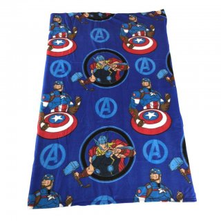 Coperta Plaid in Pile Avengers