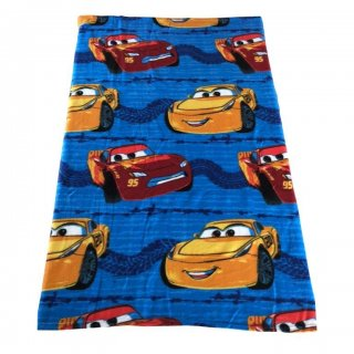 Coperta Plaid in Pile Cars