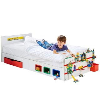 Letto Singolo Room 2 Build Lego