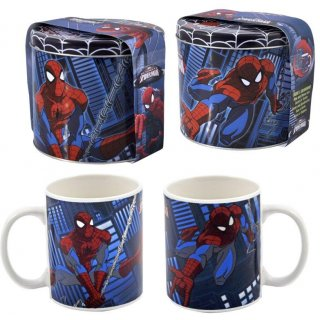 Set Regalo Tazza e Salvadanaio Spiderman
