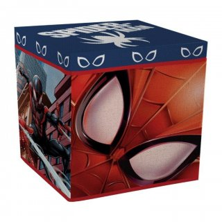 Pouf Portagiochi Spiderman