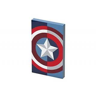Power bank Carica Batterie Portatile Capitan America