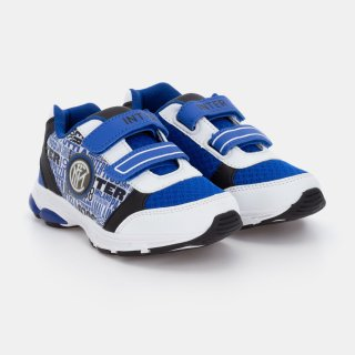 Scarpa training bimbo Inter con luci