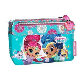 Shimmer and Shine astuccio trousse quadrato
