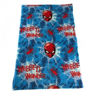 Coperta Plaid in Pile Spiderman