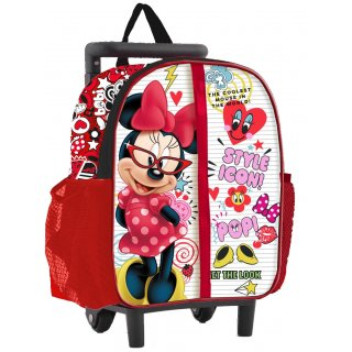 Trolley Asilo Disney Minnie Pop Icon