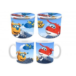 Set Regalo Tazza e Salvadanaio Super Wings