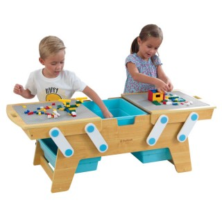 Kidkraft Tavolo Building Bricks Play N Store