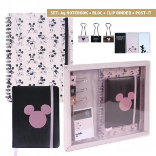 Set Regalo Cancelleria Mickey Mouse