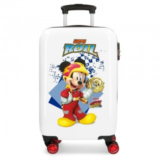 Trolley Bagaglio a Mano 55 cm Disney Mickey Mouse Joy